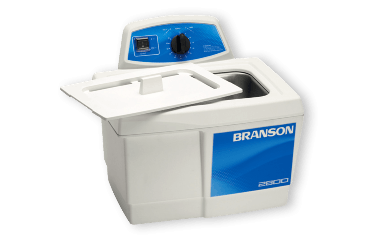 Esteves Branson ultrasonic US bath cleaner