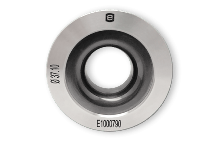 Esteves diamond coated DC die for wire and cable bunching, stranding and compacting
