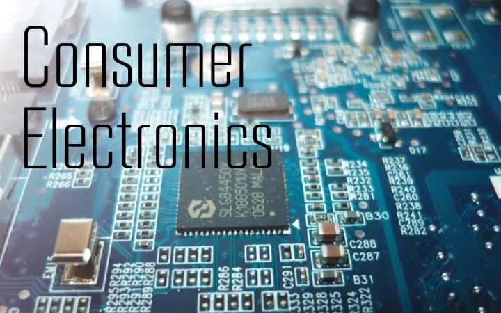 Esteves Group solutions for the Consumer Electronics Industry